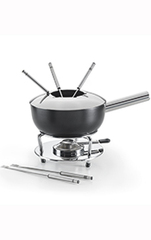 KOENIG Fondue-Set 3-in-1