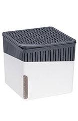 WENKO Raumentfeuchter-Set Cube Weiss
