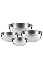 WMF Küchenschüssel-Set Gourmet 4-teilig