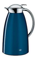 alfi Isolierkanne Gusto 1 Liter Saphirblau