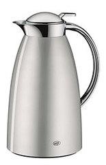 alfi Isolierkanne Gusto 1 Liter Ice Silver