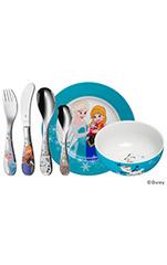 WMF Kinderbesteck Prinzessin / Frozen 6-teilig