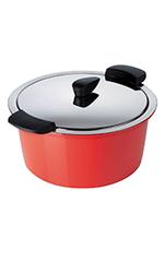 Hotpan Servierkasserolle rot 2 Liter