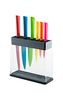 Messerblock Colori 7-teilig farbig