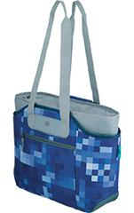 alfi Kühltasche isoBag M Blue Square