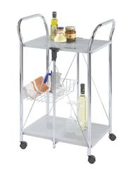 WENKO Küchenwagen Sunny Silver