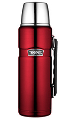 Thermos Isolierflasche Stainless King 1.2 Liter Cranberry