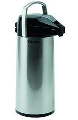 Theos Pumpenkrug Airpot Satin 2,5 Liter