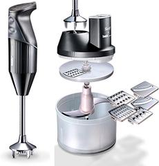 Bamix® Set SliceSy Stabmixer