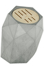 Kuhn Rikon Monument Messerblock grau