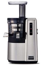 HUROM Slow Juicer H25 silber