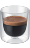 alfi Doppelwandige Gläser «Glasmotion» 6er-Set S (80 ml)