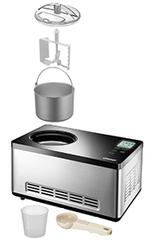 Unold Glacémaschine Gusto 2 Liter