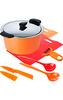 Kuhn Rikon Hotpan Starterset Orange