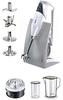 bamix Stabmixer SwissLine 200 W Spezialset Lichtgrau