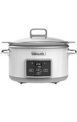 Crock-Pot Slow Cooker DuraCeramic 5 Liter