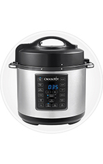 Crock-Pot Express Multi-Cooker 5,6 Liter